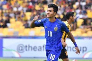 Thần đồng U23 Thái Lan lập kỷ lục khó tin trước trận gặp U23 Việt Nam