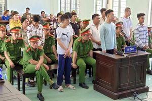 Xét xử phúc thẩm 13 đối tượng gây rối trật tự công cộng tại Bình Thuận