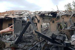 Tấn công bằng tên lửa từ Dải Gaza nhằm vào Israel