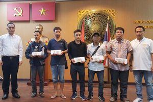 Hỗ trợ gia đình năm người Việt tử nạn tại Thái-lan