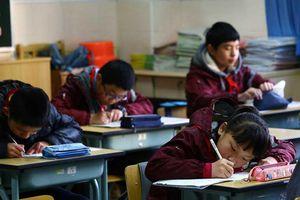 Hơn 60% thanh thiếu niên Trung Quốc thiếu ngủ