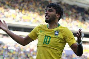 Khi Paqueta thế chỗ Neymar ở Selecao
