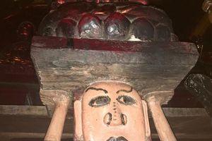 Chuyện li kì tượng 'đầu người đội Phật' nghìn năm tuổi ở Nghệ An