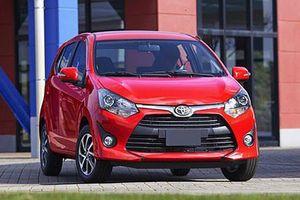 Toyota Wigo giảm giá 'đấu' Hyundai Grand i10 tại Việt Nam