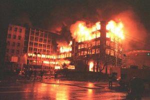 Liên quân NATO ném bom Nam Tư, cái kết không thể tránh