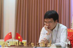 Lê Quang Liêm, Nguyễn Anh Khôi vẫn bất bại tại giải cờ vua Sharjah Masters
