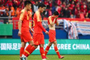 Tuyển Trung Quốc thua trận thứ 2 liên tiếp dưới thời HLV Cannavaro