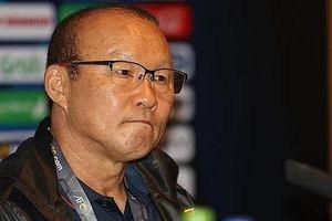 HLV Park Hang Seo nói gì sau trận thắng vất vả của U23 Việt Nam