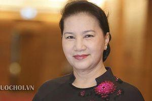 Chủ tịch Quốc hội Nguyễn Thị Kim Ngân công du châu Âu
