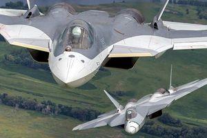 Đây là lý do Mỹ e ngại tiêm kích Su-57 của Nga