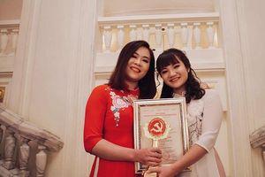Cô sinh viên đoạt Giải Búa liềm vàng 2018:'Tuổi trẻ cần phải sáng tạo, dấn thân'