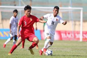 Thắng Myanmar, Trung Quốc nuôi hy vọng vào chung kết U.19 Quốc tế