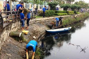 Quận đoàn Ninh Kiều, TP. Cần Thơ: Tích cực tham gia bảo vệ môi trường