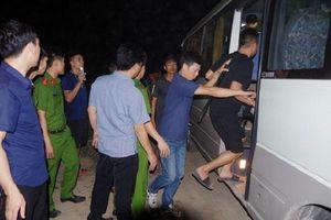 Hưng Yên: Phá tụ điểm đánh bạc quy mô lớn, bắt giữ hàng chục đối tượng