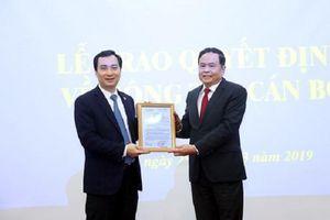 Ông Vũ Văn Tiến làm Trưởng Ban Tuyên giáo Ủy ban Trung ương MTTQ Việt Nam