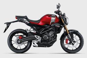 Honda Việt Nam ra mắt mẫu xe dành cho người mới chơi mô tô