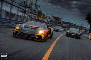 Ngắm siêu xe Lamborghini Aventador độ thân rộng độc nhất tại Thái Lan