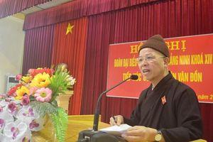 Thượng tọa Thích Thanh Quyết: Trụ trì chùa Ba Vàng mới tu nên thể hiện theo kiểu 'nhảy cóc'