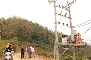 Xóa trắng điện lưới thôn, xã ở Bắc Giang
