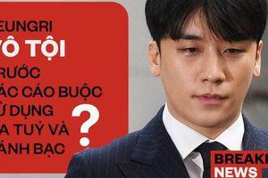 HOT: Cảnh sát Seoul công bố Seungri vô tội trước cáo buộc sử dụng ma túy và đánh bạc?