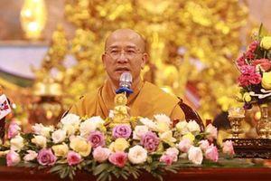 Đề nghị đình chỉ chức vụ trụ trì chùa Ba Vàng, chờ quyết định cách chức theo đúng quy trình