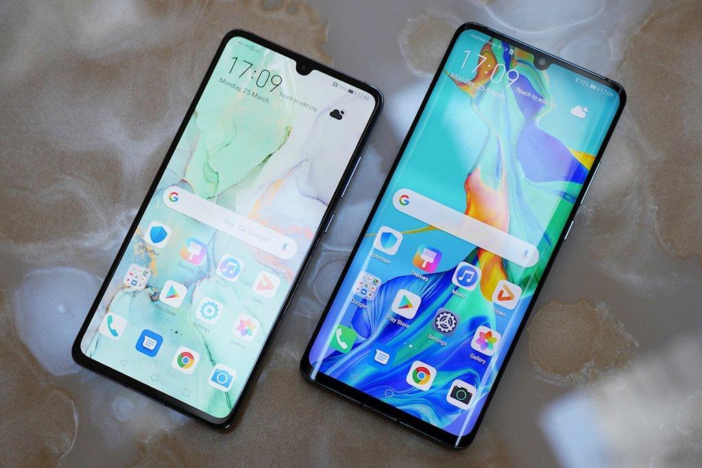 Huawei trình làng P30 Pro, đối thủ của Galaxy S10 Plus và iPhone XS Max