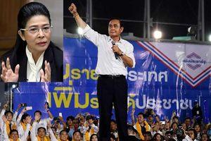 Kịch tính bầu cử Thái Lan: Phần thắng trong tay ai?