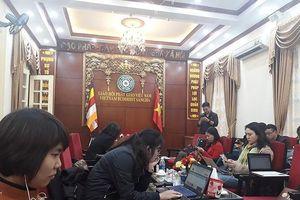 Họp Hội đồng xem xét kỷ luật vụ 'thỉnh vong' tại chùa Ba Vàng