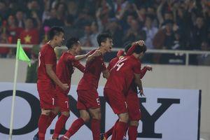 Màn trình diễn hoàn hảo của U-23 Việt Nam