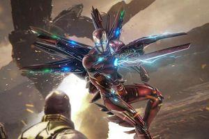 Bộ giáp bất bại sẽ giúp Iron Man đánh bại Thanos?