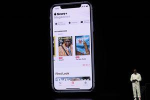 Apple ra mắt News+, đọc tạp chí, nguồn tin cao cấp giá 10 USD/tháng