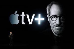 Apple trở thành nhà làm phim với dịch vụ TV+