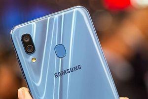 Galaxy A20 ra mắt tại VN - màn hình 6,4 inch, giá 4,2 triệu đồng
