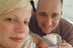 Bà mẹ sinh con thành công sau 8 lần sẩy thai liên tiếp
