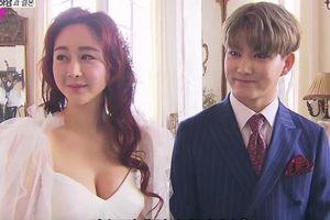 Hoa hậu 43 tuổi hạnh phúc bên chồng kém 18 tuổi và con gái đầu lòng