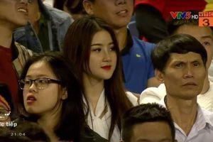 Cô gái 'gây thương nhớ' trong ngày Việt Nam thắng Thái Lan 4-0