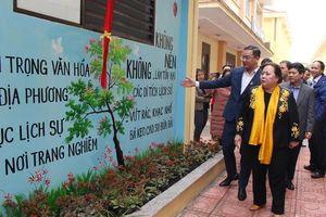 Hà Nội: Nhiều công trình thanh niên vì cộng đồng cần được nhân rộng