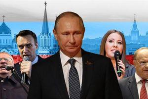 Nghị sĩ Nga đòi điều tra ngược Mỹ can thiệp bầu cử