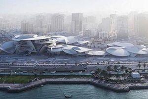 Bảo tàng hoa hồng sắp ra mắt công chúng sau 1 thập kỷ xây dựng