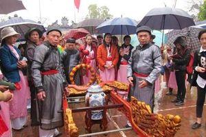 Đặc sắc Lễ hội Chử Đồng Tử - Tiên Dung