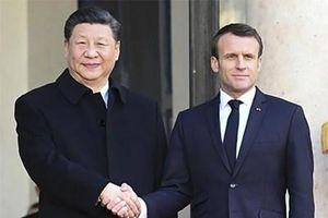 Thúc đẩy hợp tác EU và Trung Quốc