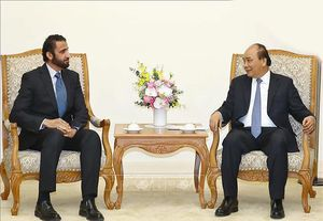 Đẩy mạnh hợp tác Việt Nam - UAE