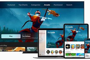 Apple ra mắt dịch vụ thuê bao game Arcade