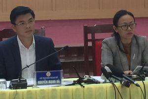 Họp báo vụ chùa Ba Vàng: Bà Phạm Thị Yến bị phạt 5 triệu đồng