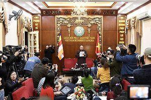 Đình chỉ tất cả chức vụ sư trụ trì chùa Ba Vàng Thích Trúc Thái Minh?