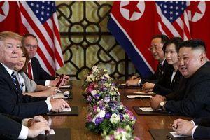 Ông Kim sốc vì danh sách cơ sở hạt nhân phía Mỹ đưa ra tại Hà Nội