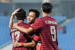 Tiết lộ thú vị về 2 anh em ruột khoác áo U23 Thái Lan