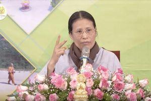 Vụ thỉnh vong chùa Ba Vàng: Áp 'kịch khung', phạt 5 triệu đồng với bà Phạm Thị Yến