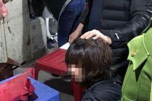 Hà Nội: Khẩn trương điều tra nghi án nổ súng, cướp tài sản ở chợ Long Biên