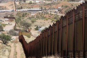 Lầu Năm Góc chi 1 tỷ USD cho bức tường biên giới Mỹ - Mexico